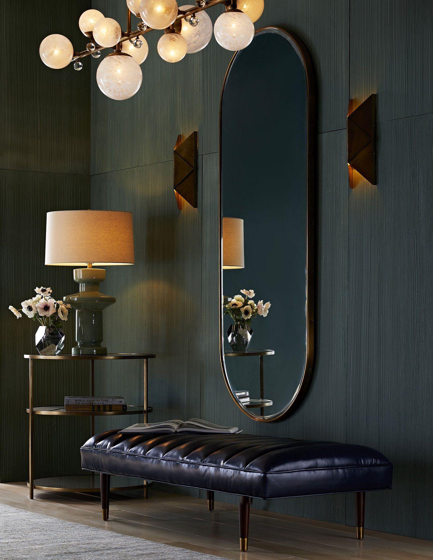 Vaquero Mirror in 2020 | Home decor, Dark interiors, Decor