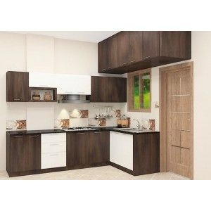 Shop For Modular L Shaped Kitchen Cabinets Online From Scale Inch