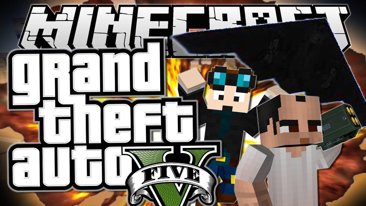 GTA En Minecraft Mundo Minecraft Pinterest Gta And Grand Theft - Minecraft spiele mit autos