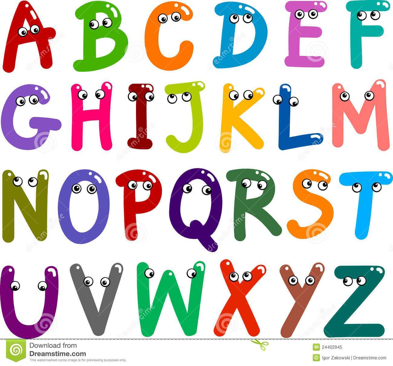 abecedario en imprenta mayuscula buscar con google - Fun Letters To Print
