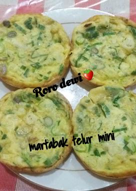 Resep Martabak Telur Mini Oleh Dewimayasari Resep Makanan Dan Minuman Makanan Telur