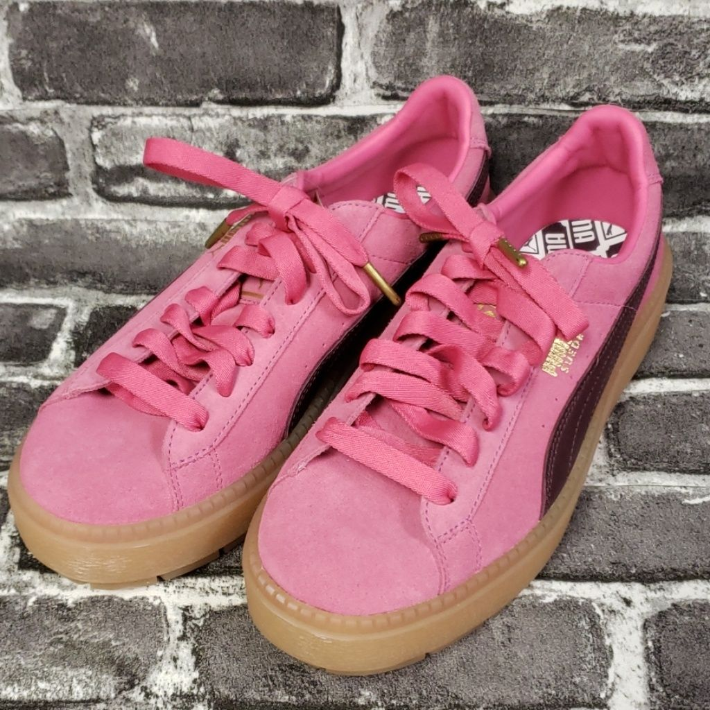 Puma Shoes | Nwt Puma Suede Platform Punk Sneakers Shoes