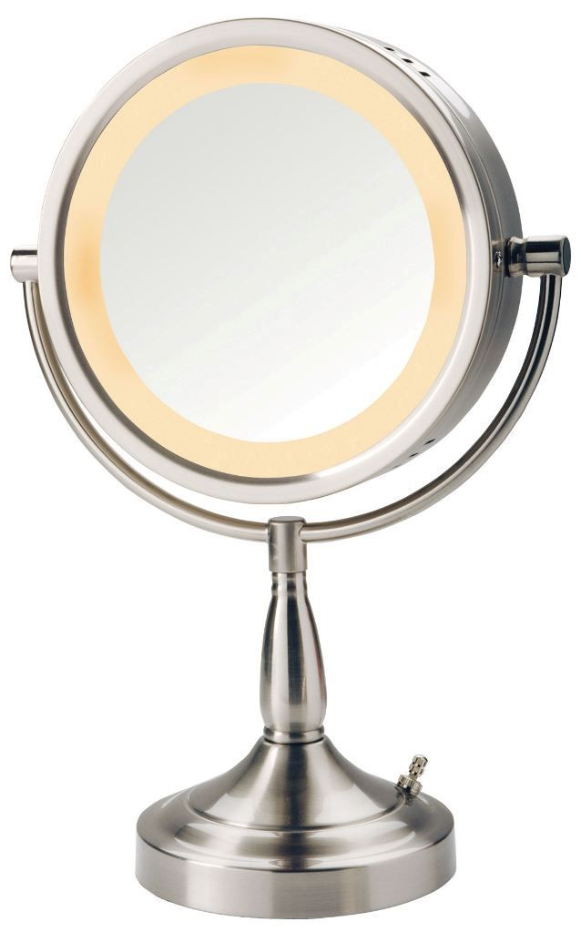 Lighted Vanity Mirror Ideas Makeup Vanity Mirror With