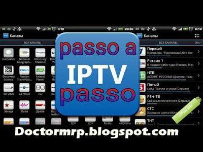 Como Configurar Lista De Canais Iptv Pro No Android Passo A Passo