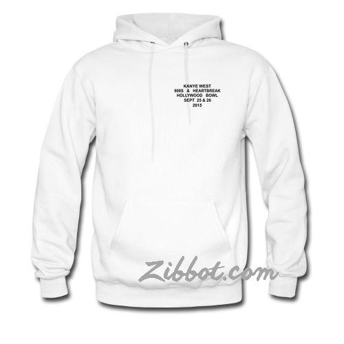 6f09100e4 Kanye west's amp heartbreak hoodie in 2019 | hoodie | Hooded ...