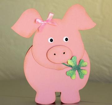 da hat jemand schwein schweinchen pinterest silvester schweinchen und neujahr. Black Bedroom Furniture Sets. Home Design Ideas