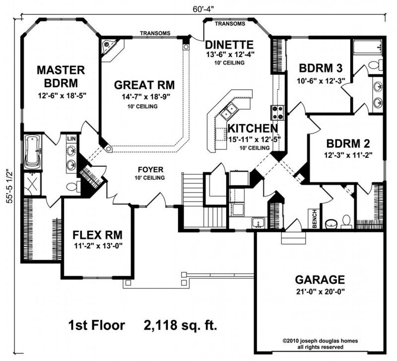 Electrical Plan For Jack And Jill Bathroom