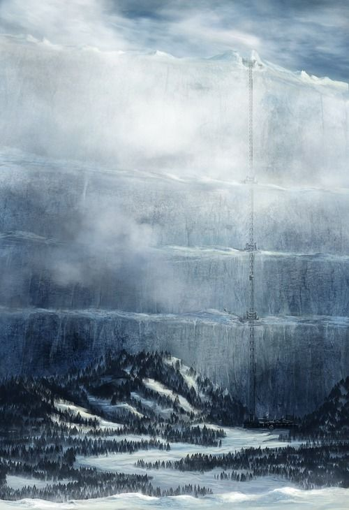 The Wall Night S Watch By Christian Gerth A Song Of Ice And Fire Game Of Thrones Art Game Of Thrones