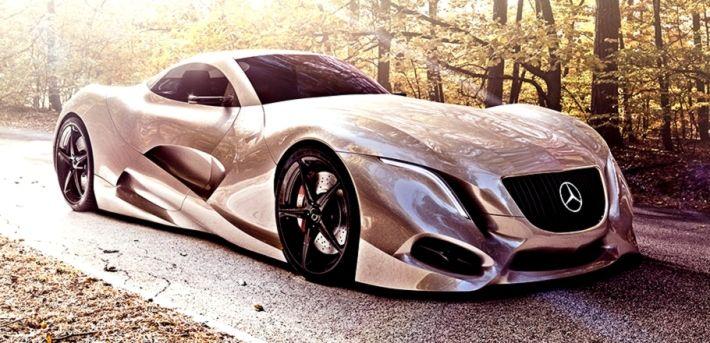 2020 Mercedes Benz Amg Supercar Concept Newfoxy Mercedes Sports Car Super Cars Mercedes Sport