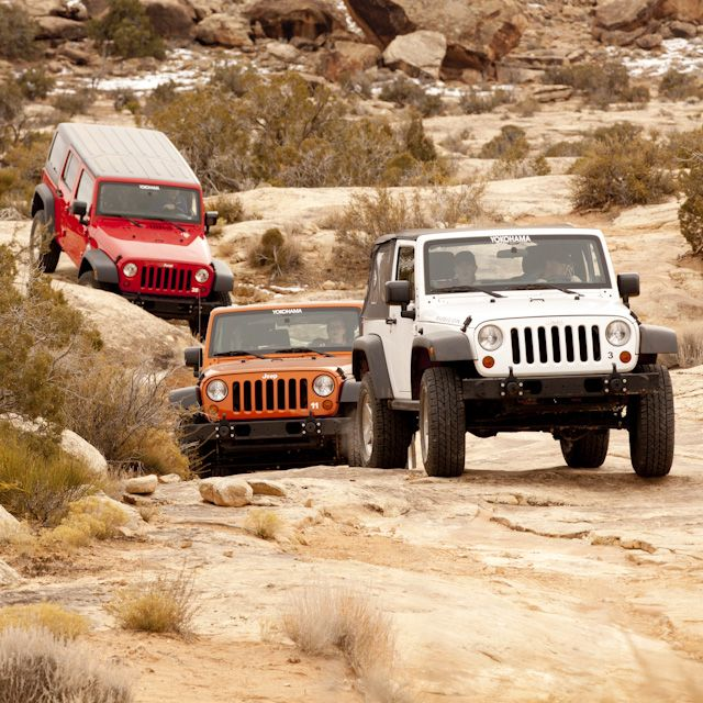 Rental Cars Utah >> Winter Jeeping In Moab Utah With Canyonlands Jeep Rentals