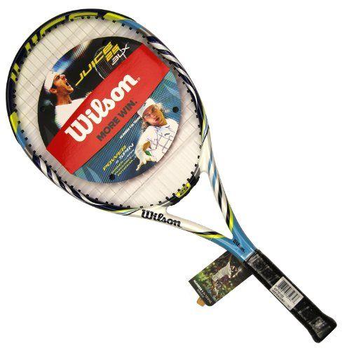 Wilson 2012 Juice 25 Blx Junior Tennis Racquet Light Blue White Navy Http Www Closeoutracquets Com Tennis Racquets Tennis Tennis Racquet Tennis Racquets