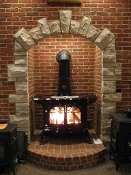 Hechler Hardware Troy Mo Wood Stove Hearth Wood Burning Stove Wood Stove Surround
