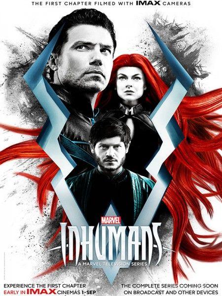 Siêu Dị Nhân (Phần 1) - Marvel's Inhumans (Season 1)