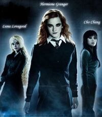 Harry Potter Girls As Vampires Harry Potter Girl Harry Potter Beauty And The Beast