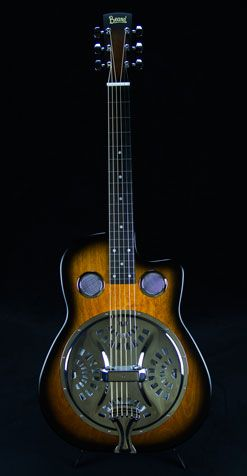 Copper Mountain by Beard Guitars