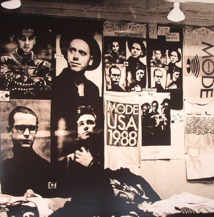 The Artwork For The Vinyl Release Of Depeche Mode 101 Reissue Legacy Vinyl Music Leftield Depeche Mode Depeche Mode Songs Depeche Mode Live