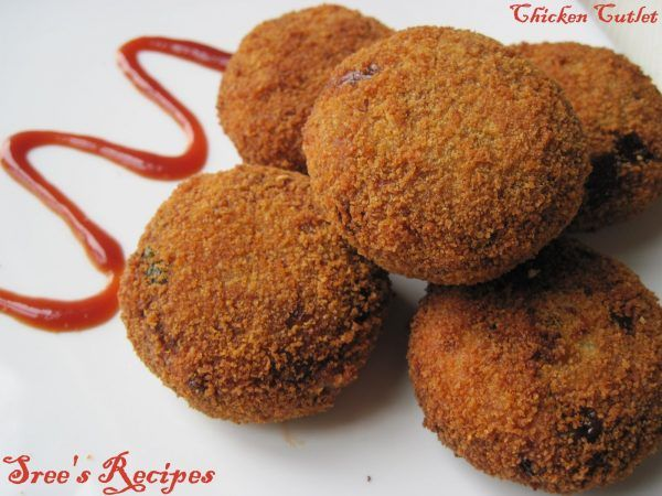 Chicken Cutlet Seimuraichicken Cutlet Cooking Tips In Tamilchicken