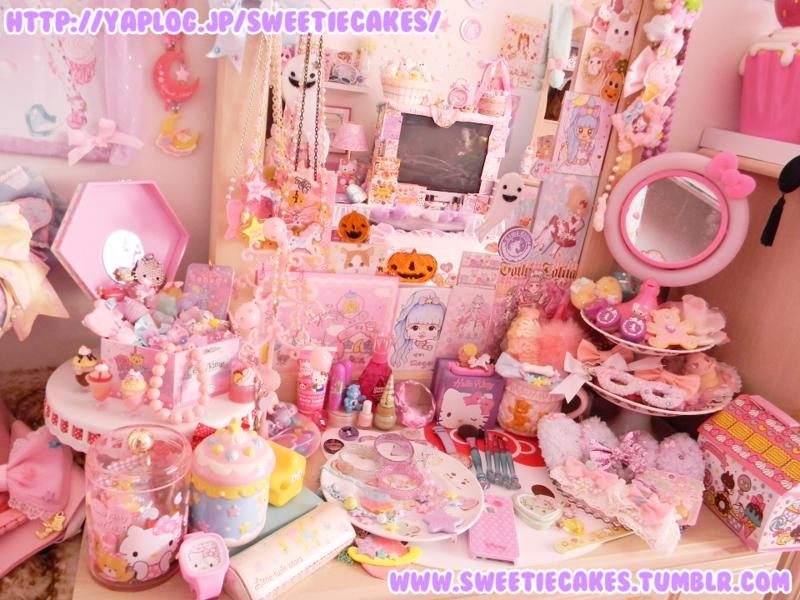 My bedroom ^_-   Lolita dresses   Pinterest