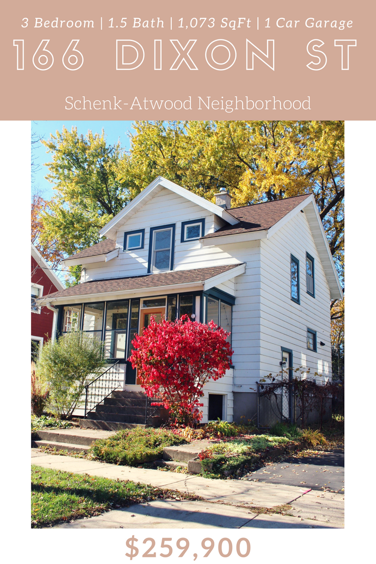 Schenk Atwood Homes For Sale In Madison Wisconsin Real Estate Guide House Styles Outdoor Structures