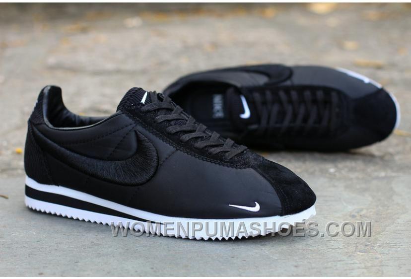 c3cadb2b2b1b7 Nike Classic Cortez X LIBERTY Solid Black Cheap To Buy ZpSeFc in ...