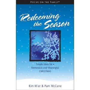 Meaningful Advent ideas. Love this book!