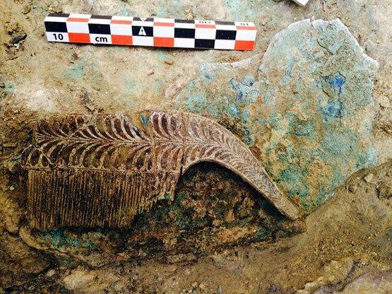 3500 jaar oud graf van Griekse krijger onthult 'sensationele' schat
