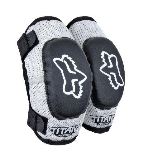Fox Racing Youth Titan Race Elbow Guards Motocross Dirtbike Offroad ATV