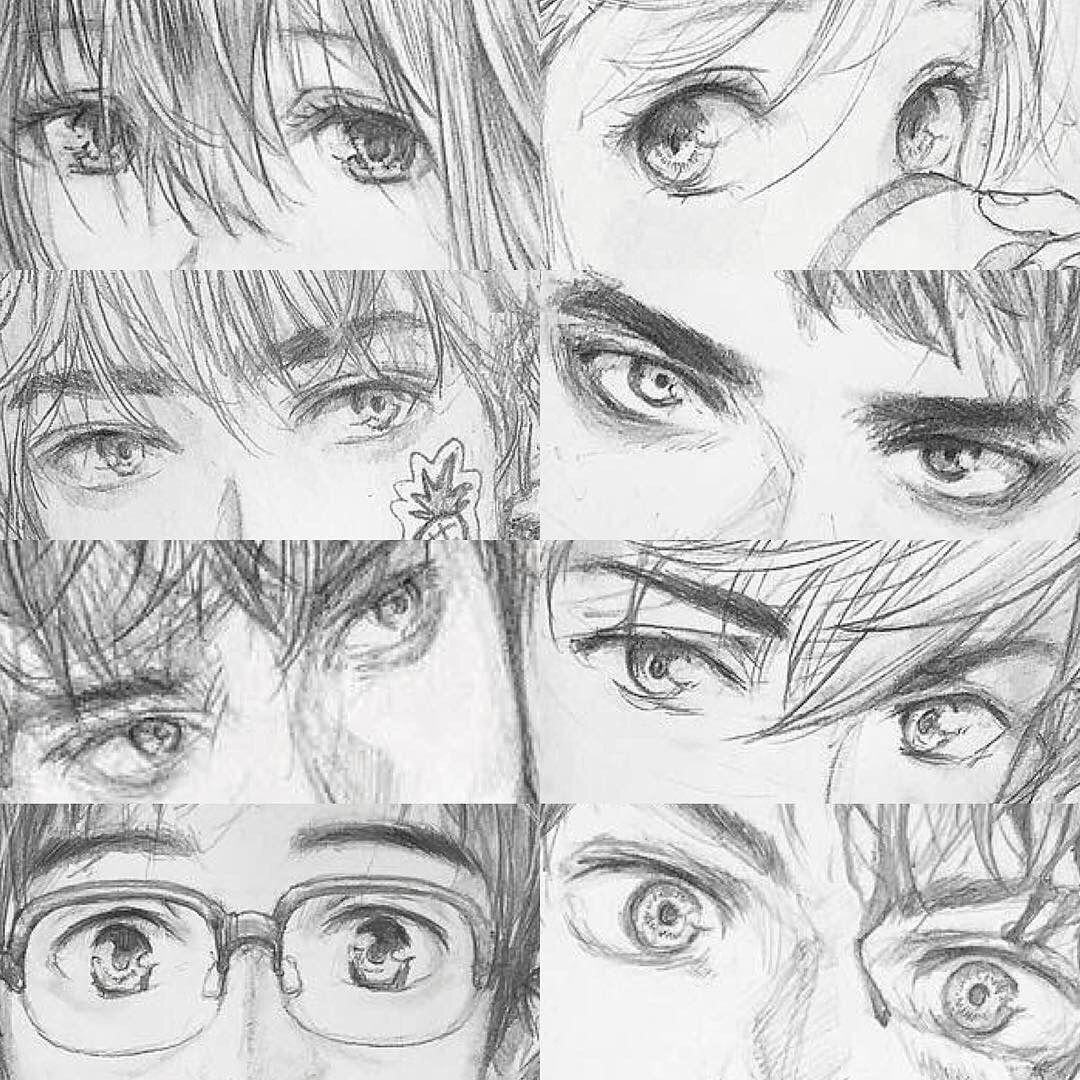 Eye Meme Realistic Eye Drawing Anime Drawings Sketches Sketches