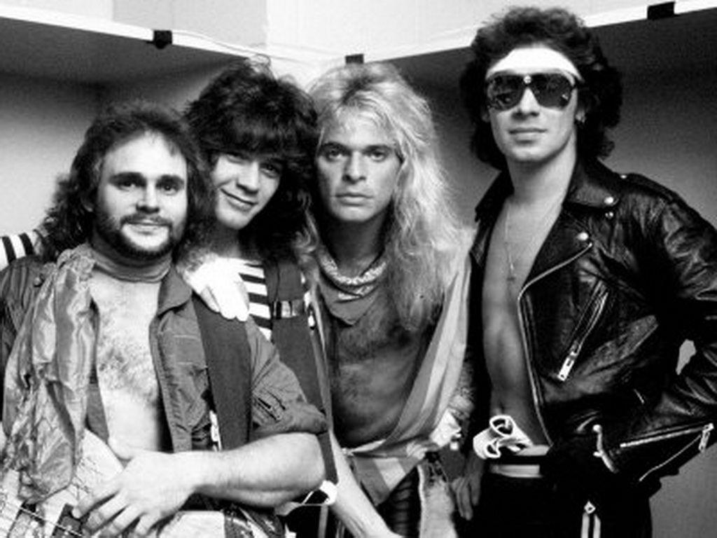 Van Halen Van Halen Halen David Lee Roth