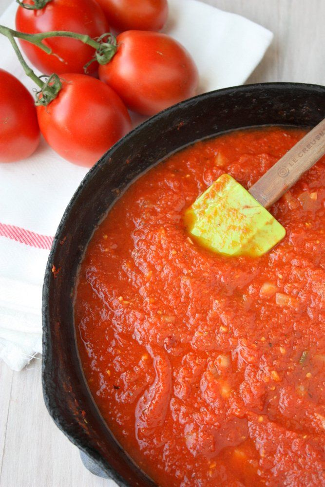 homemade pizza sauce ingredients 2 lbs fresh tomatoes chopped 1