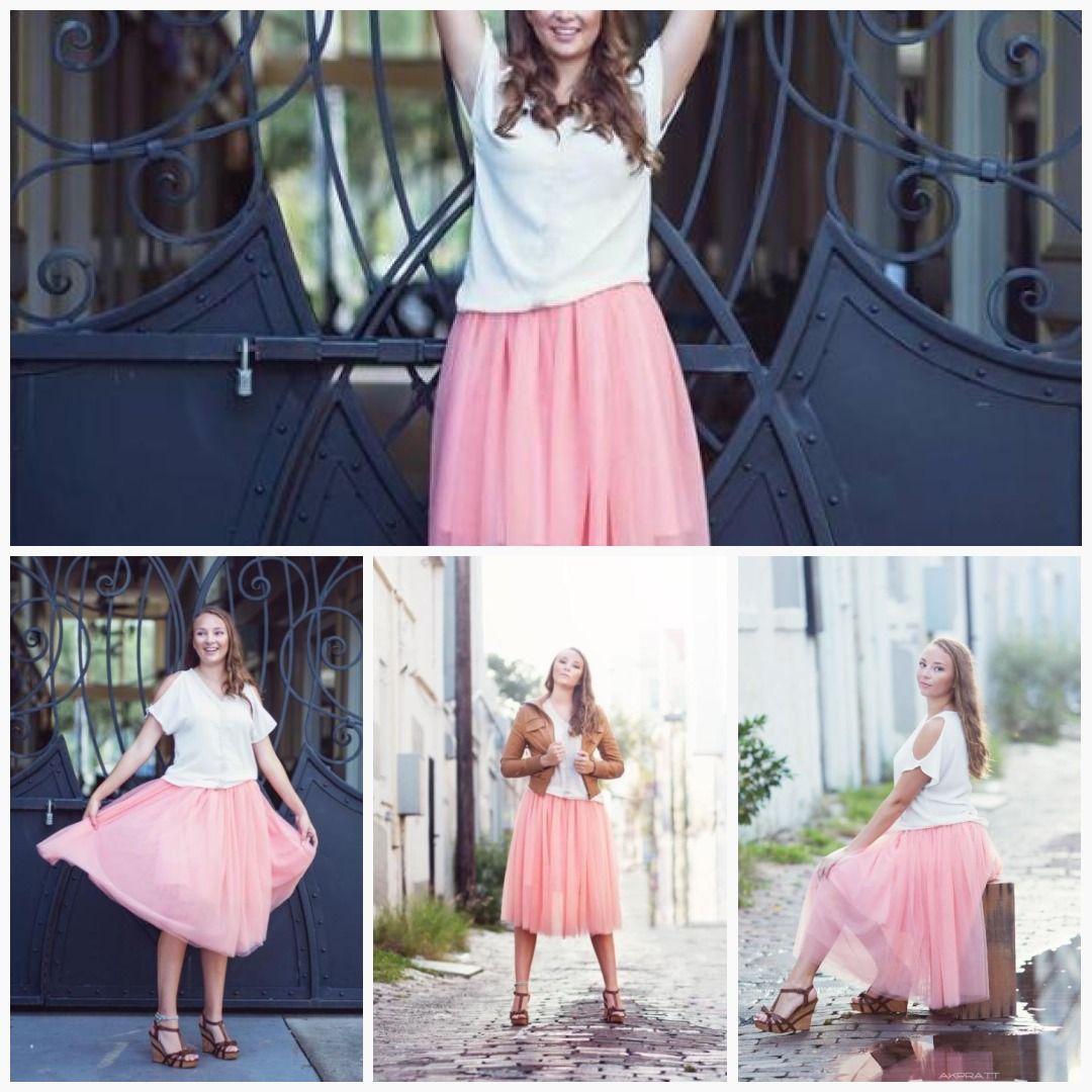 c75837618e Colette Milky Pink Soft Tulle Skirt - Midi #tulle #skirt #tutu #whimsical # tulleskirt