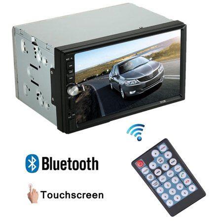 Car Stereo Car Player Bluet ooth 7'' Touch Screen Car MP5