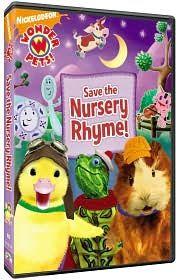 Nursery Rhymes Nursery Rhymes Wonder Pets Rhymes