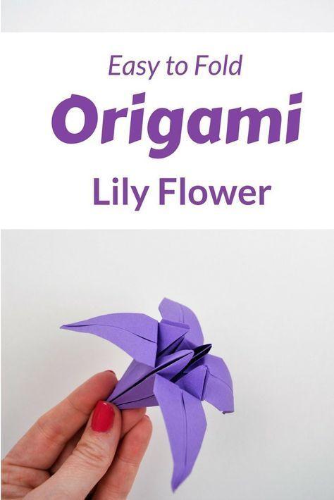 Photo of 5 Gründe, warum das Falten einer Origami-Lilie besser ist als das Gärtnern von Blumen   FaVe Mom