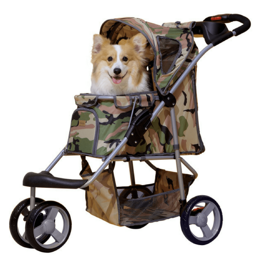 Shop Camouflage Buggy Pet Stroller from Innopet IPS010