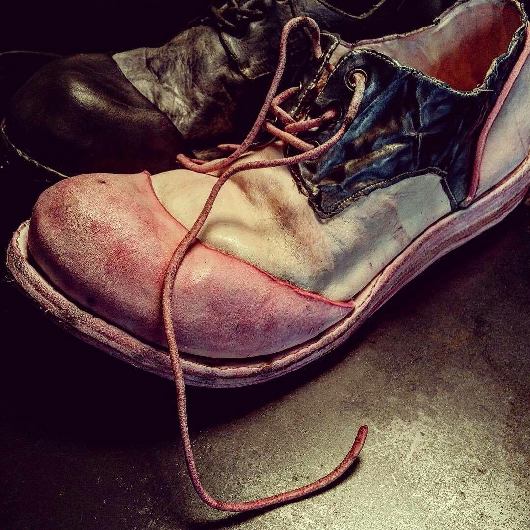 Nihomano | Мужские кожаные ботинки, Кожаные ботинки, Черные