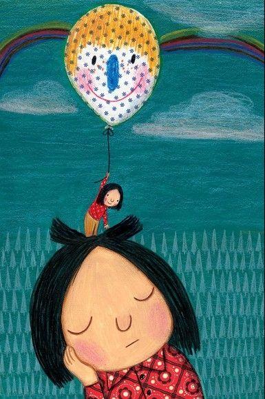 Sonar Con La Paz En El Mundo En Mi Pais En Mi Mismo Y Quien Sabe Cual Es Mas Dificil De Alcanzar Ilustraciones Arte Y Diseno Dibujos Bonitos