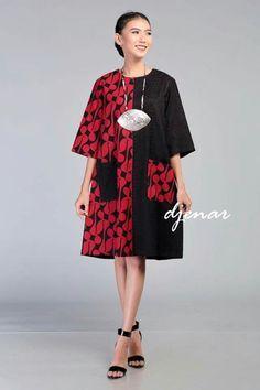 Model Baju Batik Fashion In 2019 Pakaian Pakaian Wanita Wanita