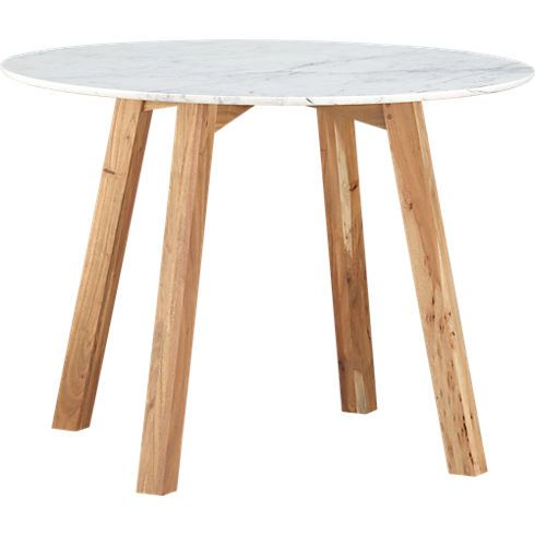 Rock Dining Table CB2 Breakfast Nook Dining Table Option