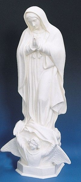 Explore Garden Statues, Catholic, And More! Plastic Our Lady Of Guadalupe  ...