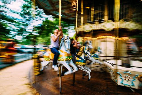 "HAVANA CLUB GAP YEAR - Photo of the Day ""Carrousel"" in Buenos..."