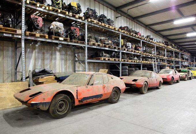 1968 abarth scorpione barn finds pinterest abandonn voitures et voitures abandonn es. Black Bedroom Furniture Sets. Home Design Ideas