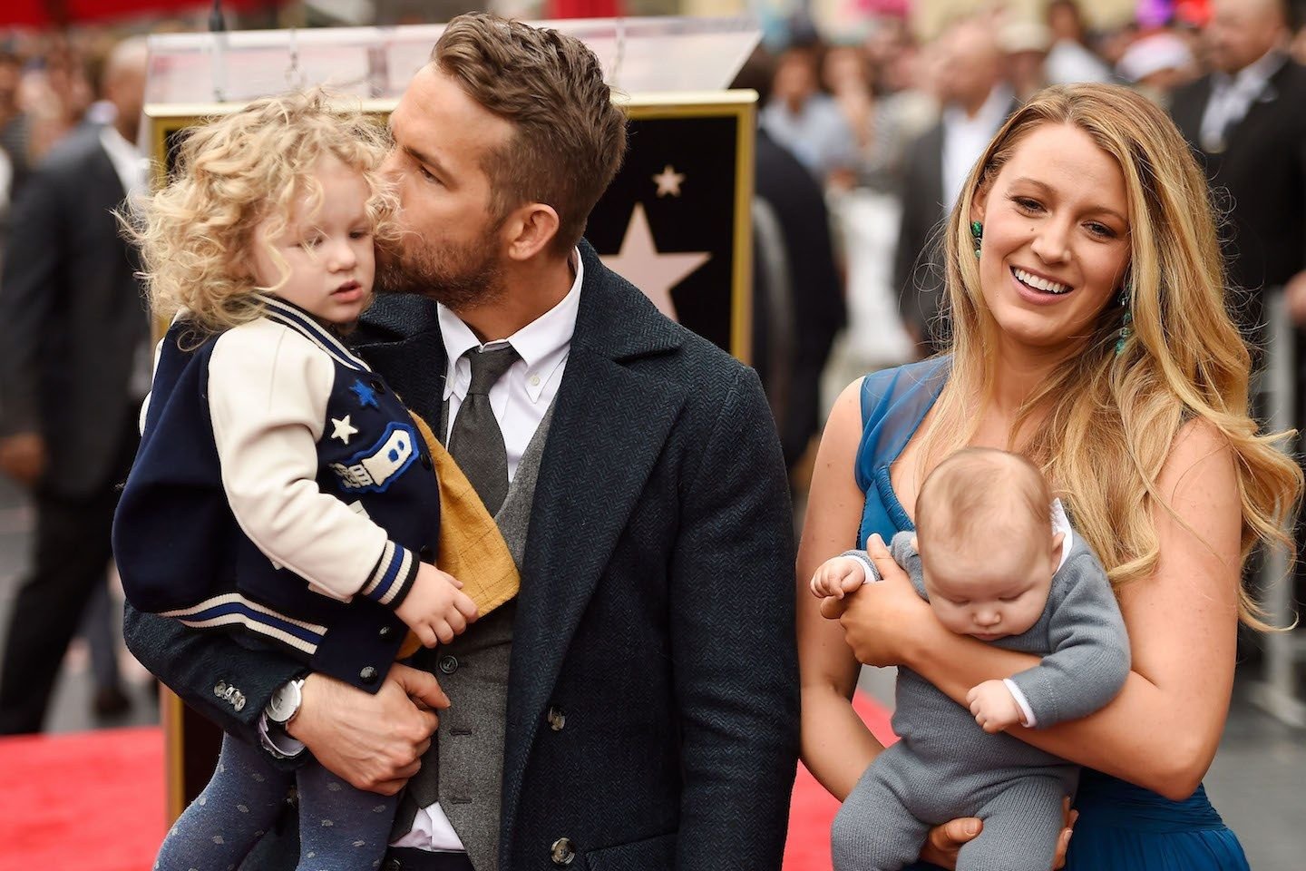 Blake Lively And Ryan Reynolds Reveal The Name Of Their Second Daughter Blake Lively Ryan Reynolds Ryan Reynolds Ryan Reynolds Daughter