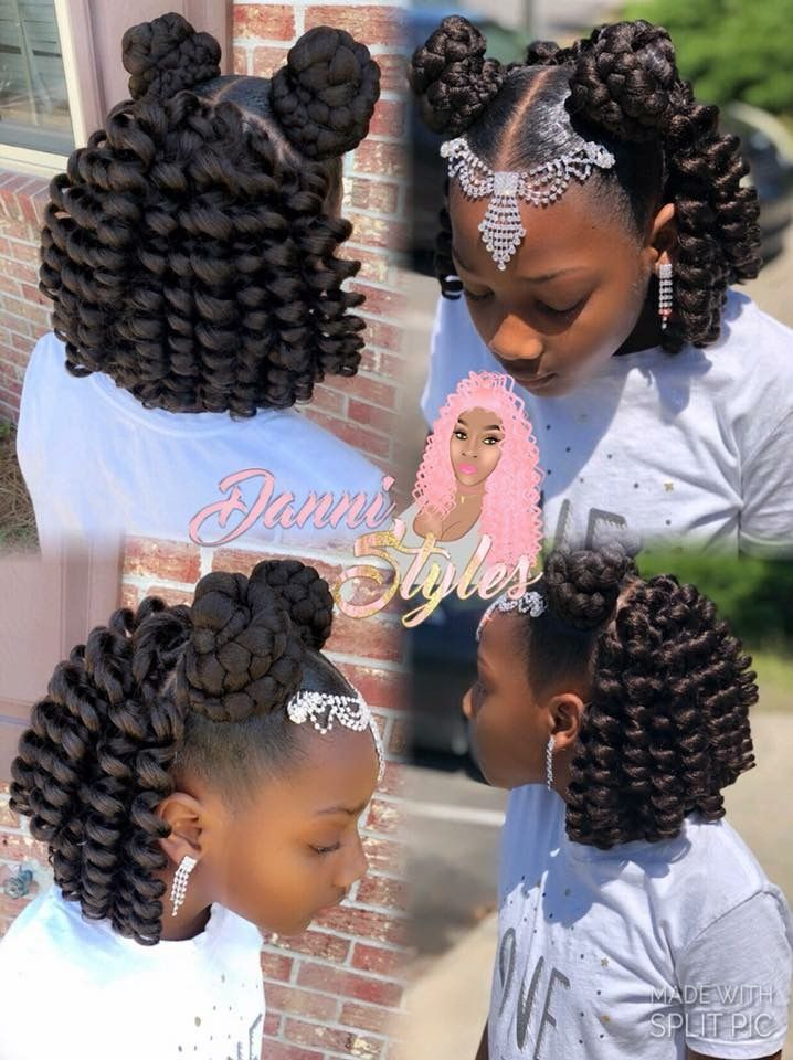 Pin By Shirley Shirley On Dannistyles Natural Hair Styles Girls Natural Hairstyles Kids Braided Hairstyles