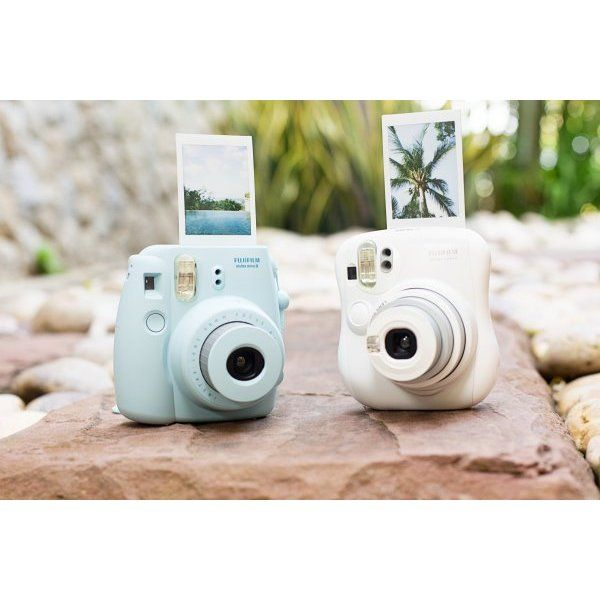 Instax Mini Instant Cameras ($124)-- I'm officially going to save my money up for one of these babies
