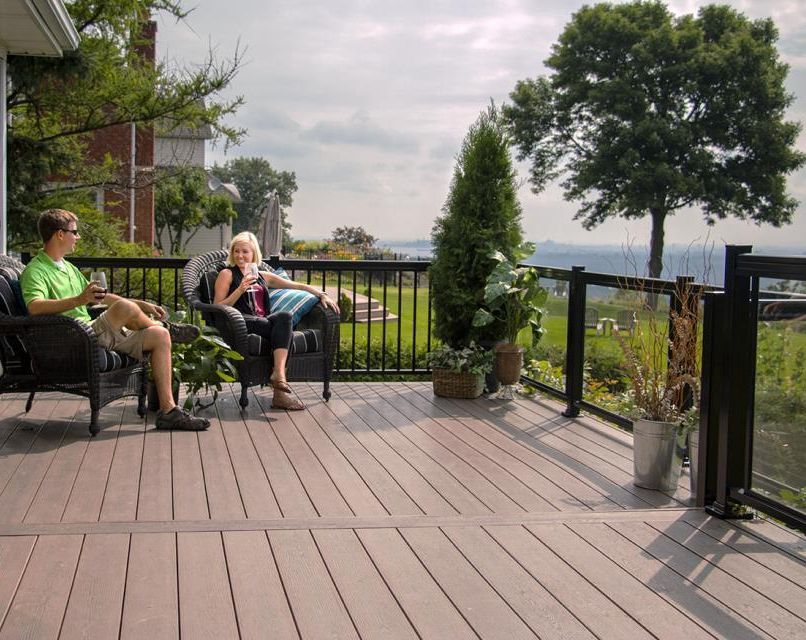 waterproofing second floor decking cost