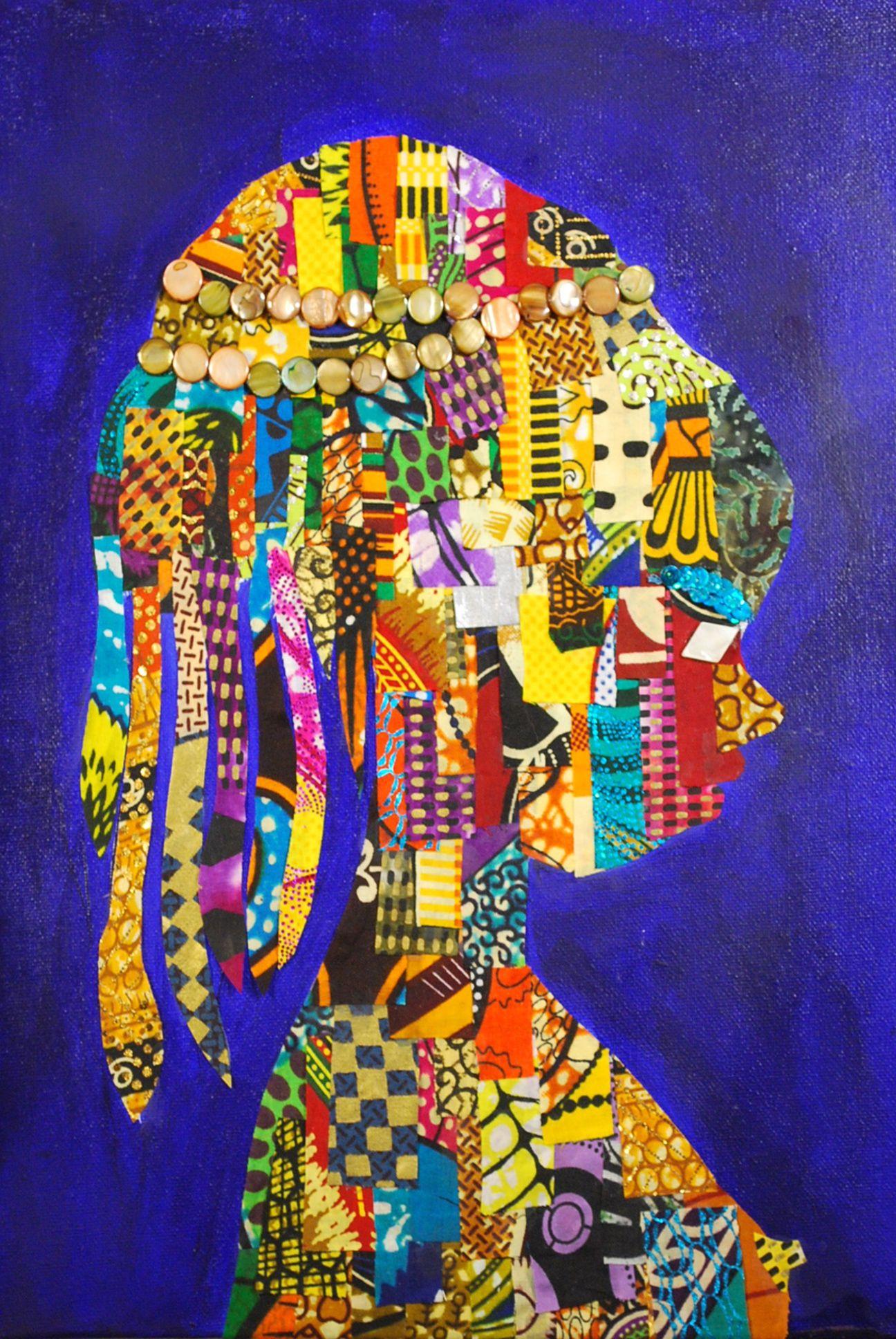 Imani by apanaki temitayo m art african art african