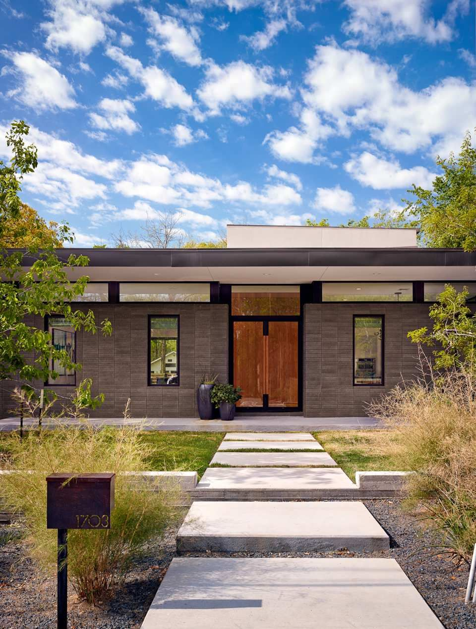 Modern Manor by The Ranch Mine | Mid-century modern, Mid century and ...