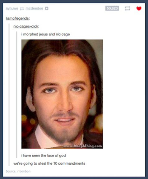 29 Hilarious Tumblr Posts For Your Friend Who Loves Nicolas Cage Nicolas Cage Tumblr Posts Nicolas