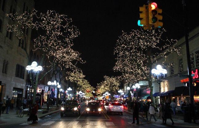 Main Street Lights Ann Arbor... So enchanting. & Main Street Lights Ann Arbor... So enchanting. | Places Iu0027ve Called ...
